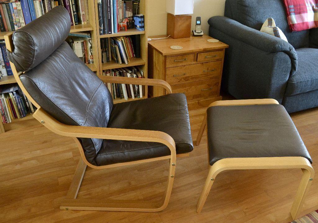 Terrific Used Ikea Poang Chair Facingwalls Ibusinesslaw Wood Chair Design Ideas Ibusinesslaworg
