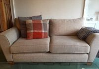 SCS Lois Range 3 Seater Sofa and Patterned Chair - Nearly ...