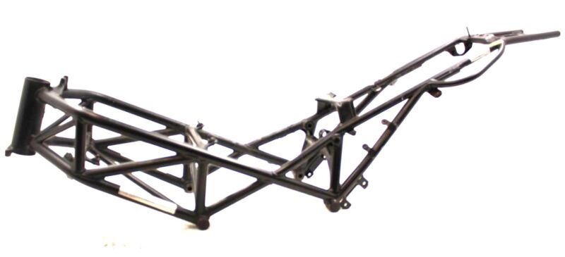 2002 DUCATI MONSTER 620 IE DARK FRAME CHASSIS STRAIGHT NO