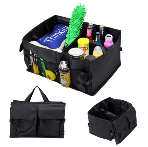 Kofferraum-Aufbewahrungstasche Auto Zubehör Kofferraumtasch Universal Faltbar