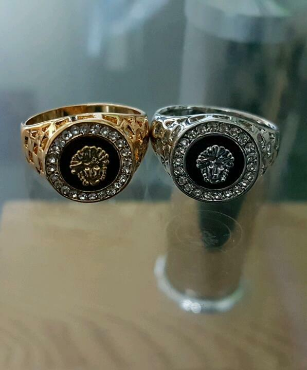 Versace Rings For Men And Women In Sparkhill West
