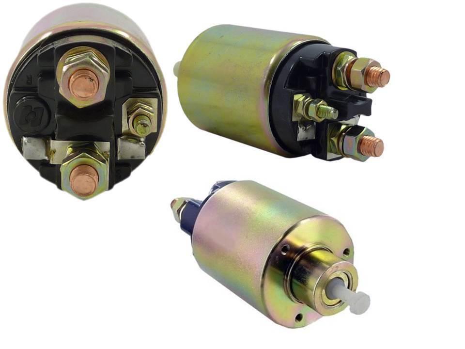 Chevy Starter Solenoid Wiring