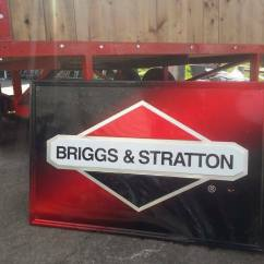 Wedding Chair Covers Gumtree Toyota 4runner Captains Chairs Briggs & Stratton Sign | In York, North Yorkshire