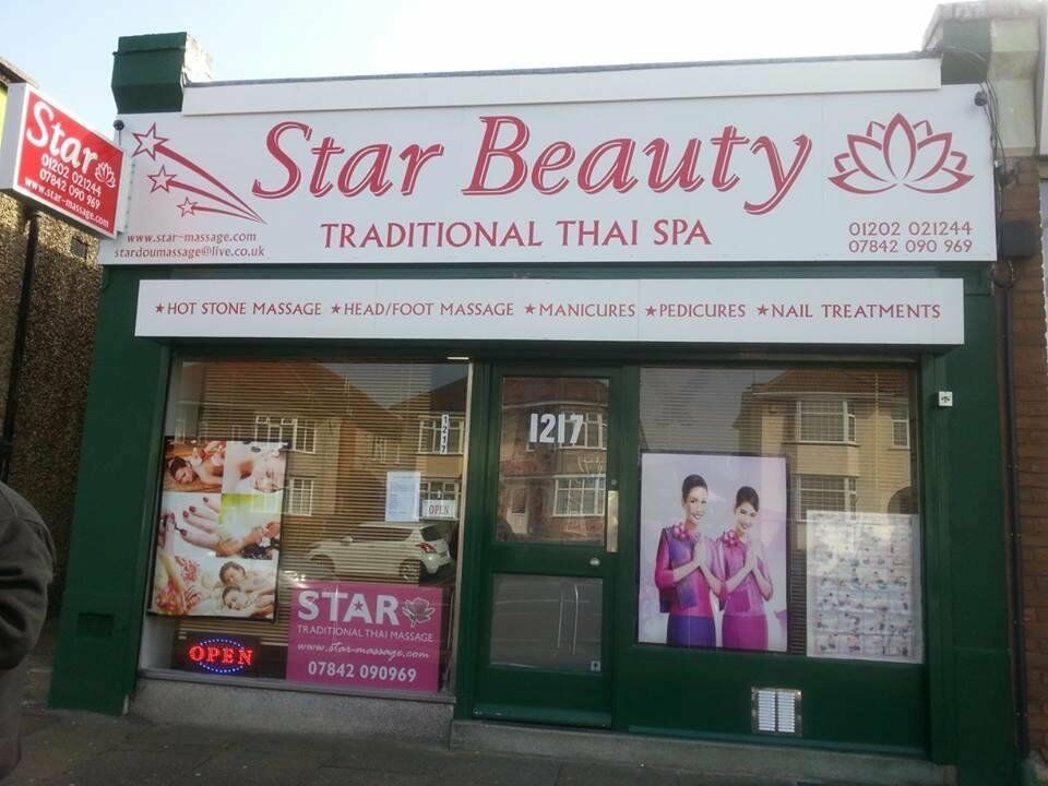 New Star Thai Massage and spa in Bournemouth  in