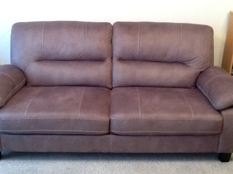 suede sofa fabric chloe velvet tufted living room furniture collection fishpools 2 seater 3 leather look in