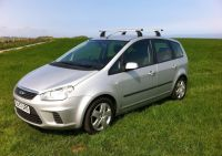 FORD C-MAX TDCi STYLE SILVER MANUAL INCLUDING ROOF BARS ...