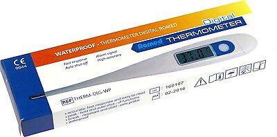 Fiebermesser digital wasserdicht Fieberthermometer Signal von Romed