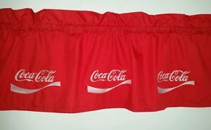 Coca Cola Curtains EBay