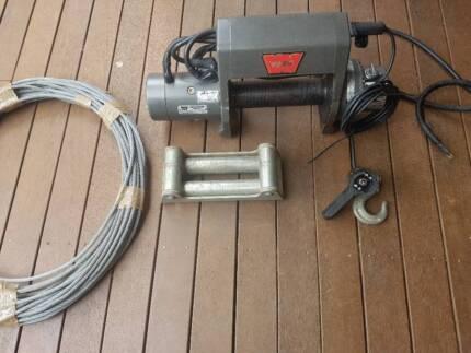 warn m8000 winch wiring diagram 2006 dodge ram radio rebuild kit powerplant 12 truck parts