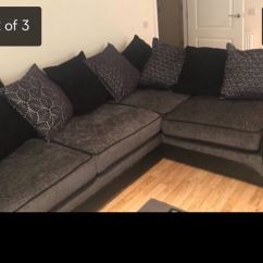 Corner Sofas Glasgow Gumtree 2 Seater Faux Leather Sofa Bed Great Condition 6 Month Old In Milngavie