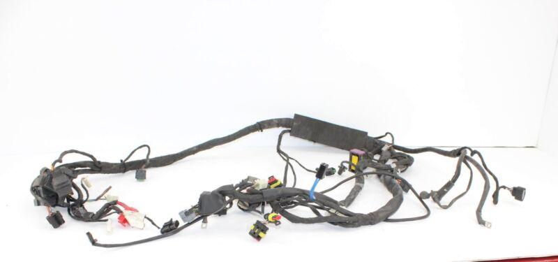 11-13 APRILIA TUONO V4R MAIN ENGINE WIRING HARNESS MOTOR