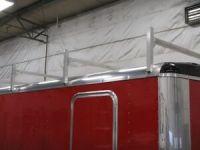 Aluminum roof racks for Cargo Trailers | parts ...