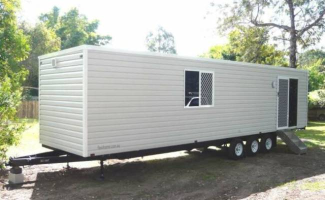 New 1 Or 2 Bedroom Towable Granny Flat Tiny House