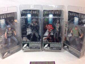 Resident Evil Neca Tv Movie Video Games Ebay