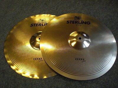 HiHat-Becken MEINL Sterling N12 14