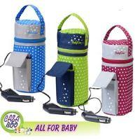 Universal Car Travel Portable Baby Bottle Warmer/baby milk ...