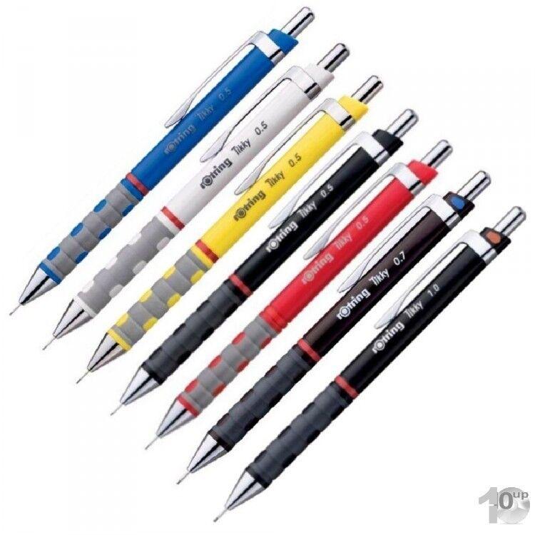 rotring Fein-Minen-Stift Druck-Bleistift Tikky versch. Modelle zur Auswahl