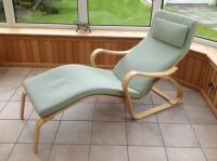 IKEA Poang Recliner Lounge Chair