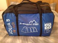 Freedom Trail Sollia 8 inflatable tent brand new | in ...