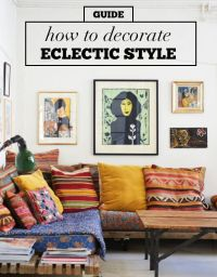 How To Decorate Eclectic Style | eBay