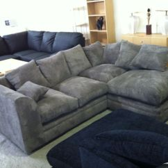 Sofa London Gumtree Bed Inoac Tangerang Desmond Double Padded Fabric Corner Rrp 399 Express Drop