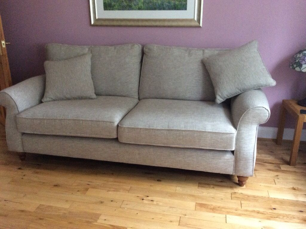 two seater recliner sofa gumtree standard size of 3 immaculate next ashford | in neath, neath port talbot ...