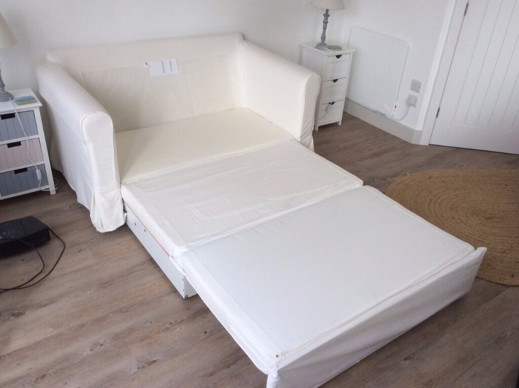single sofa chair cover disassembly ikea hagalund bed - hardly used | in oxford ...