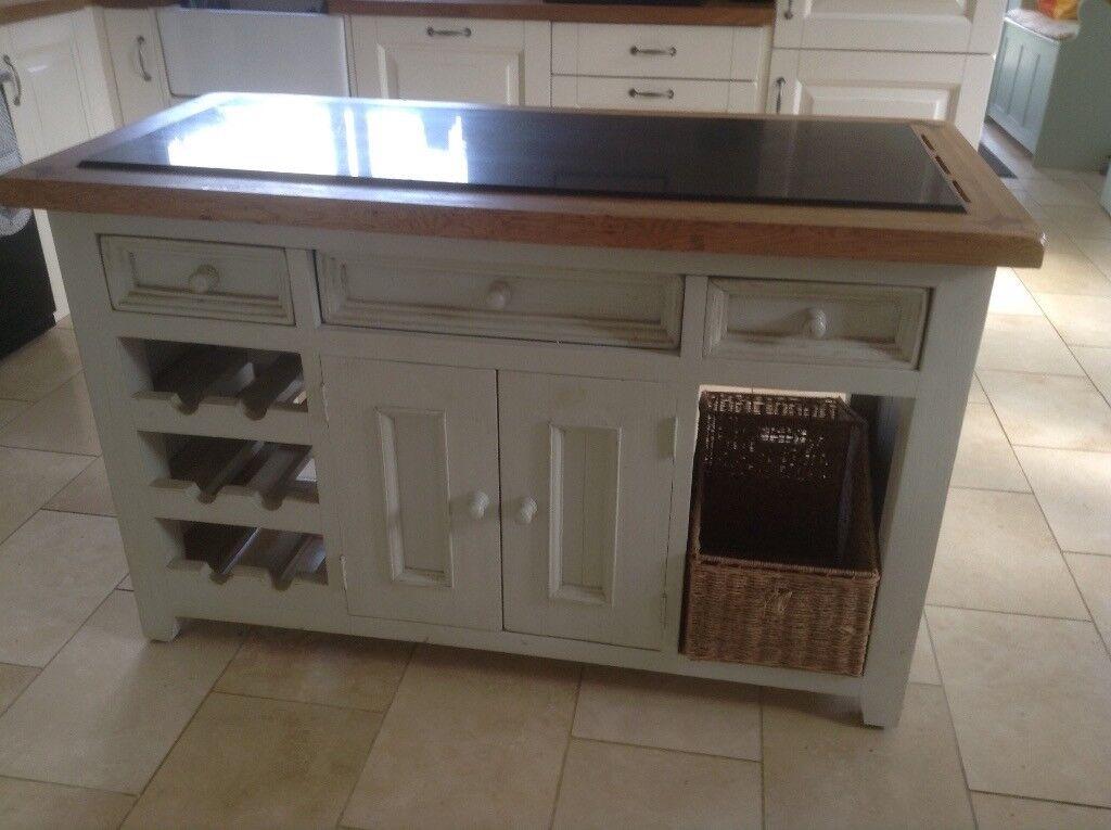 freestanding kitchen island small space in bury st edmunds suffolk gumtree