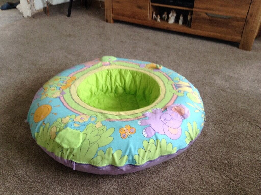 baby blow up ring chair modern dining room chairs in kintore aberdeenshire gumtree