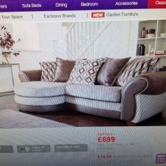 Dfs Corner Sofa And Swivel Chair Usage A Vendre Gatineau Matira Range Large Due To House ...
