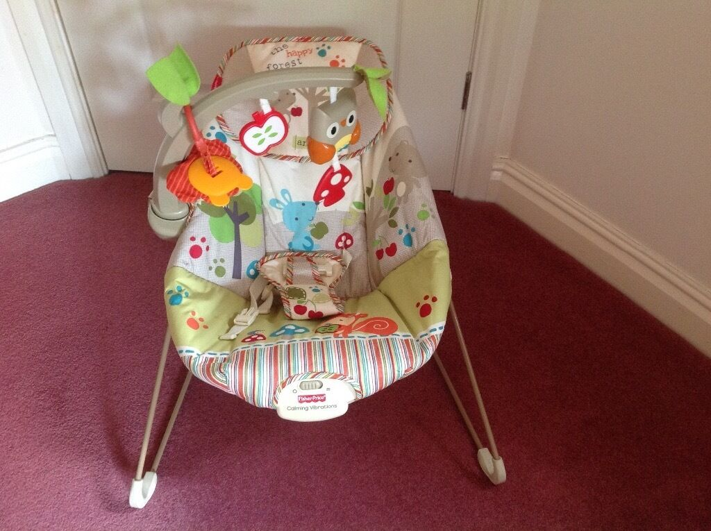 baby chair that vibrates covers in canada fisher price and activity brand new 22 can deliver if you live local no box
