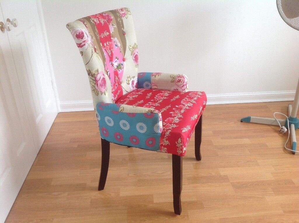 bedroom chair on gumtree walmart dining room tables and chairs nice patchwork in warfield berkshire