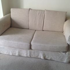 How To Repair A Large Tear In Leather Sofa Macys Furniture Bed - Reduced Price | Exeter, Devon Gumtree