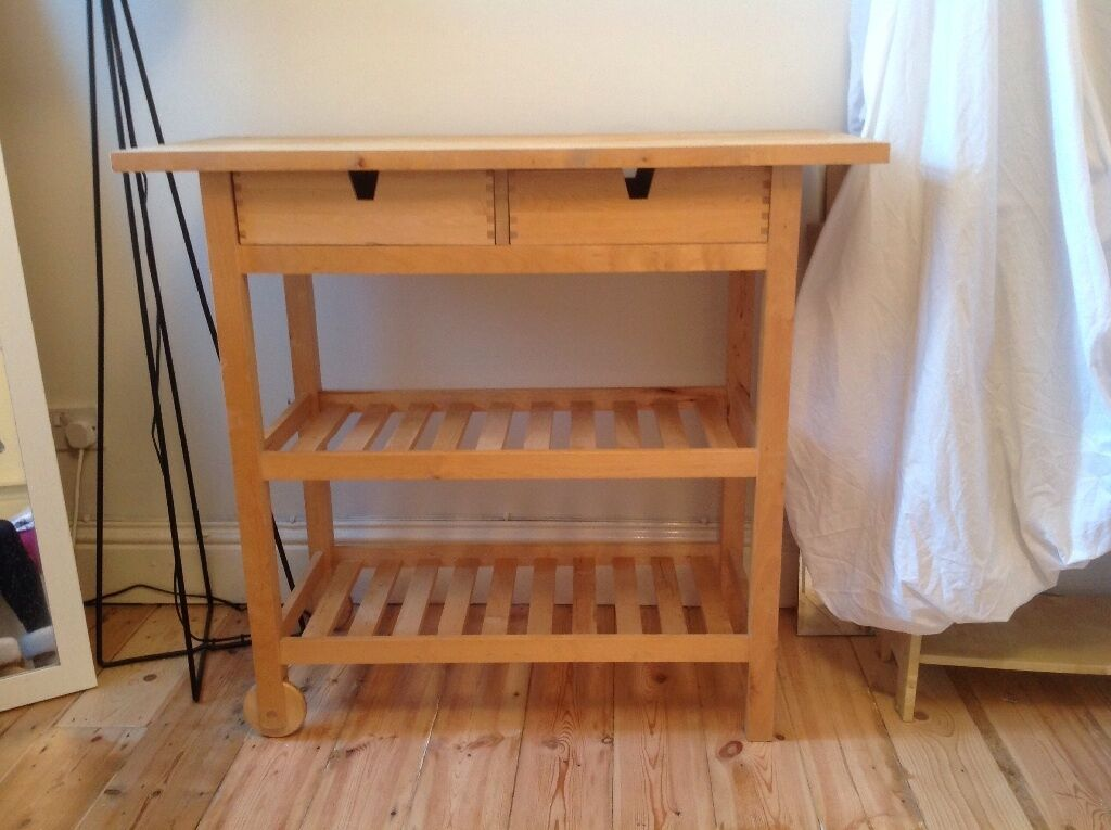 ex display sofa bed uk condo sofas toronto ikea forhoja kitchen island trolley, butchers block | in ...