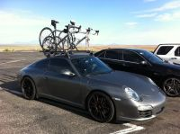 Roof Rack for Porsche 911 (996 & 997) | in West End ...
