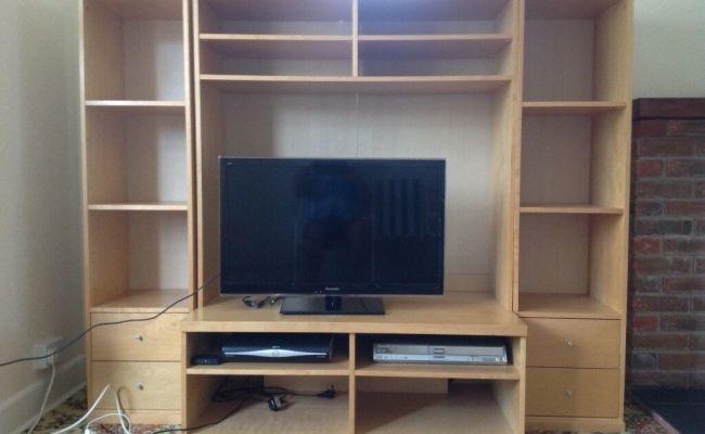 Ikea Furniture Side Board Wall Unit For Sale In