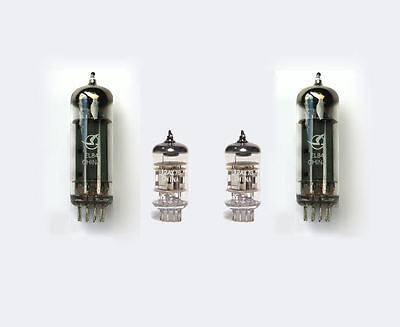 EL84/12AX7/ECC83 Valve kit for Marshall 1917/1958/1973/1974/2019/2022/2061X amp