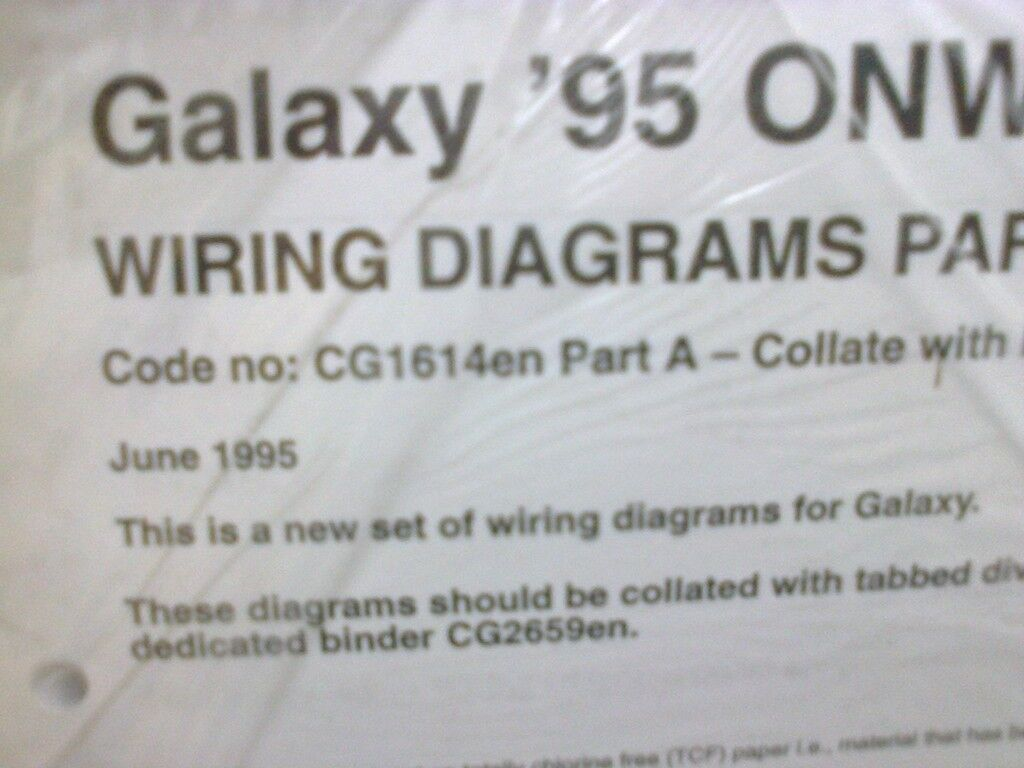 ford galaxy wiring diagram rockford fosgate t1 2000 data schema genuine 1995 u003e2000 diagrams part a new taurus