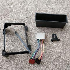 Ford Fiesta Mk6 Audio Wiring Diagram Hpm Switch Radio Online 02 05 Car Stereo Iso Adaptor Harness Mk7