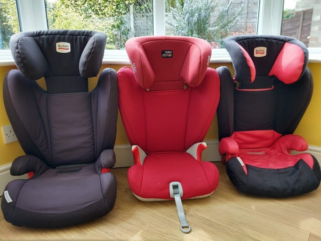 Britax Isofix Group 2 3
