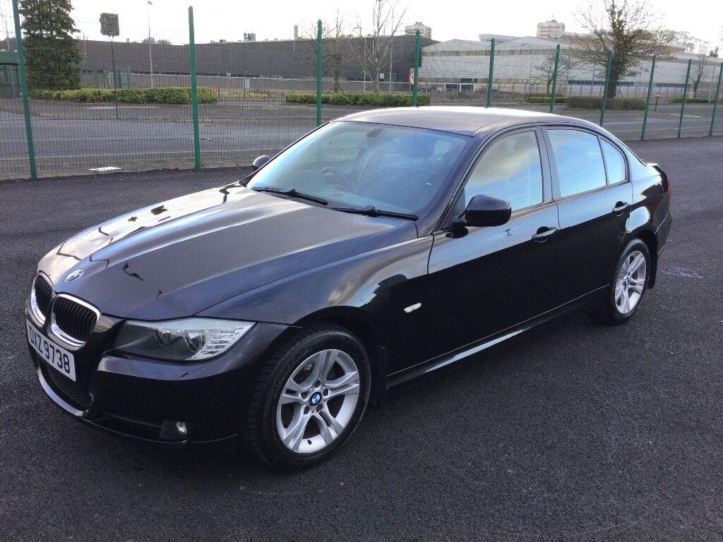 2009 Bmw 318d Se Lci Facelift Model, Cheap Tax  In
