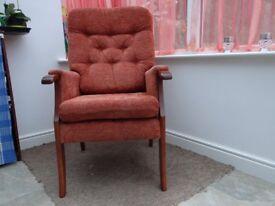 bedroom chair gumtree ferndown wooden rocker stool ottoman seat in dorset arm chairs
