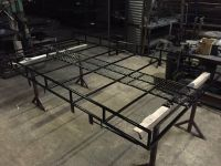Wilco steel roof rack with rear door ladder to suit Ford ...