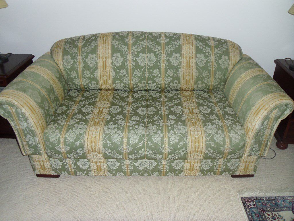 parker knoll sofa bed single philippines drop end settee in woodhall