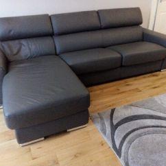 Sofas On Gumtree Leather Lovesac Sleeper Sofa Corner Dfs Kalamos  Bought New April 2017