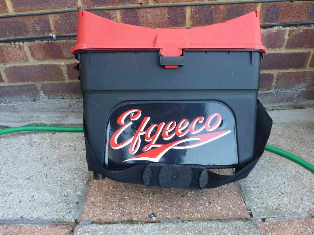 fishing chair box acrylic clear efgeeco seat in brighton east sussex gumtree