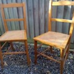 Antique Cane Chairs Beach House Dining Vintage Stools Other Seating For Sale Gumtree Pair Of Bedroom Hallway In Very Good Condition