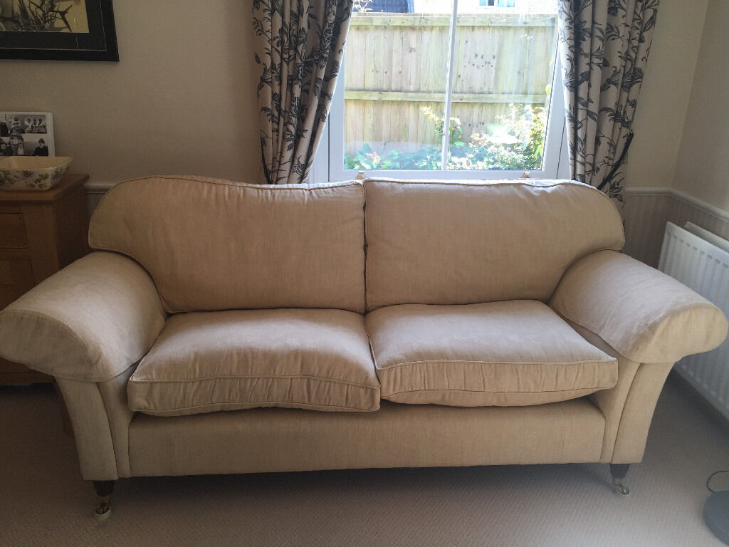 cream sofa arm covers large modern leather sectional and matching chair laura ashley mortimer style