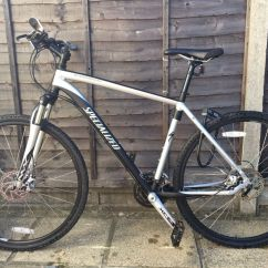 Sofa London Gumtree Aus Paletten Selbst Gebaut Specialized Crosstrail Hybrid Bike (en14764) | In Clapham ...