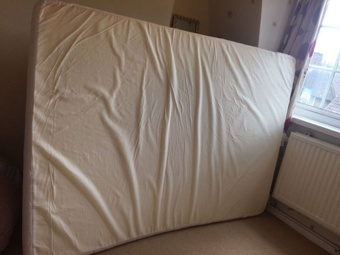 Rolled Small Double Mattress Image 1 Of 4